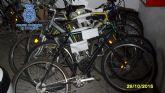 La Policía Nacional desmantela un grupo organizado dedicado al hurto y posterior venta de bicicletas