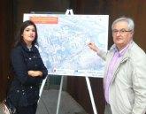 Hacienda renueva la red de abastecimiento de agua potable en el complejo de Espinardo