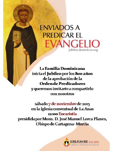 La Familia Dominicana celebra los 800 años de la Orden de Predicadores - 1, Foto 1