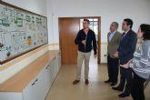 Visita a las instalaciones de la EDAR (Estación Depuradora de Aguas Residuales) de Alcantarilla