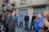 Los vecinos de los Rosales se convierten en protagonistas del plan de rehabilitación urbana y social que se ejecuta en su barrio