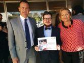 Un alumno de Enfermería de la Universidad de Murcia consigue beca de la Fundación Rafael Bernabeu de Alicante