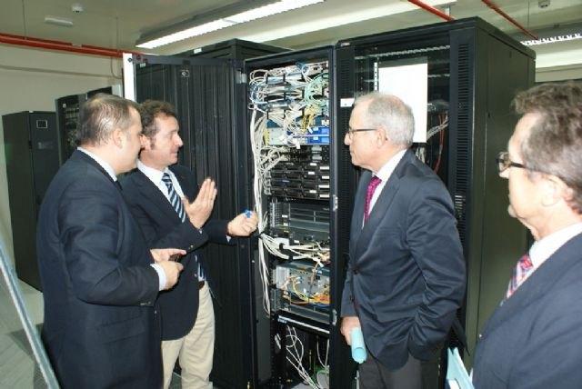 Las empresas del Parque Tecnológico de Fuente Álamo quedan adheridas a la red regional de I+D+i - 1, Foto 1