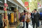 Más de 100.000 personas visitarán hasta el domingo la nueva edición de la Feria Outlet Murcia