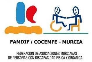 Los estudiantes de la universidad de Murcia se acercan a la discapacidad, Foto 1