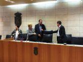 El director general de Planificaci�n Educativa se re�ne con los directores de los centros de enseñanza de Totana