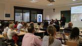La UCAM acoge la primera jornada de España sobre miastenia gravis en la que participan los enfermos