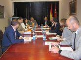 El Gobierno regional y el Ayuntamiento de Murcia aúnan esfuerzos para dar un impulso a la Zona de Actividades Logísticas