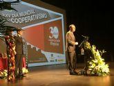 Ballesta alaba la capacidad de las cooperativas para generar empleo 'estable y digno'