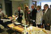 Quince artesanos participarán en una exposición en el Centro de Artesanía de Murcia para que empresas e instituciones regalen sus productos por Navidad