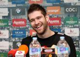 """""""Nunca he jugado ante una afición tan buena como la del UCAM Murcia CB"""""""