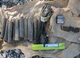 La Guardia Civil destruye material explosivo hallado en una casa de campo