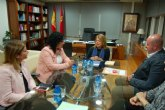 La Consejería de Educación invierte más de un millón de euros en el colegio público de Pliego