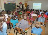Comienzan las charlas sobre prevención del absentismo y abandono escolar en los centros educativos