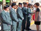 El Cuartel de la Guardia Civil de Puerto Lumbreras se refuerza con dos nuevos agentes