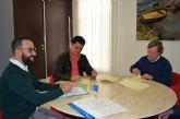 El Grupo de Teatro San Javier recibirá una ayuda de 3.000 euros tras renovar un convenio de colaboración con el Ayuntamiento