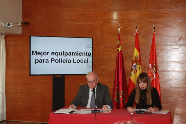 La Policía Local renovará su radar por otro más preciso y fiable - 1, Foto 1