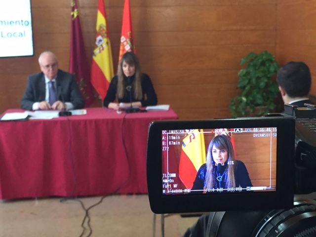 El Ayuntamiento de Murcia junto al Gobierno regional impulsan el proyecto ´Zona de Actividades Logística y Terminal Intermodal Ferroviaria de Murcia´ - 1, Foto 1