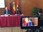 El Ayuntamiento de Murcia junto al Gobierno regional impulsan el proyecto ´Zona de Actividades Logística y Terminal Intermodal Ferroviaria de Murcia´