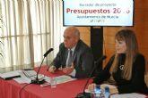 El Equipo de Gobierno diseña unos presupuestos para recuperar Murcia y construir un futuro de oportunidades