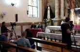 La Cofradía del Perdón celebra su 120 aniversario con la coronación canónica de la Virgen de la Soledad