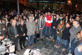 Cieza expresa su solidaridad al pueblo francés