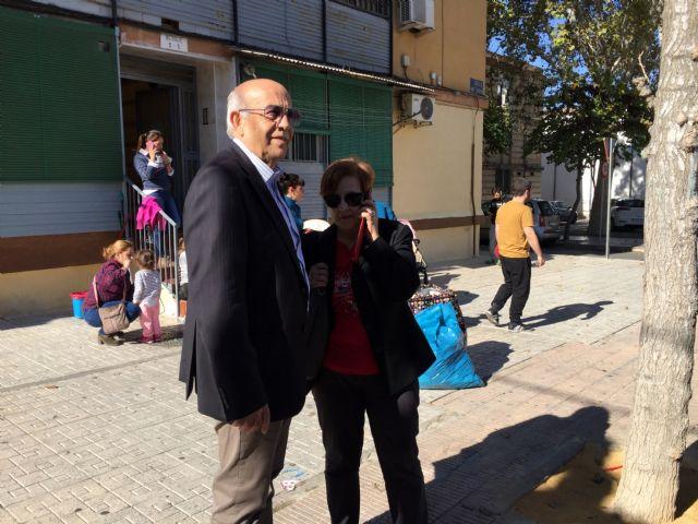 José Ignacio Gras: Los vecinos de La Paz se merecen una rehabilitación integral del barrio - 1, Foto 1