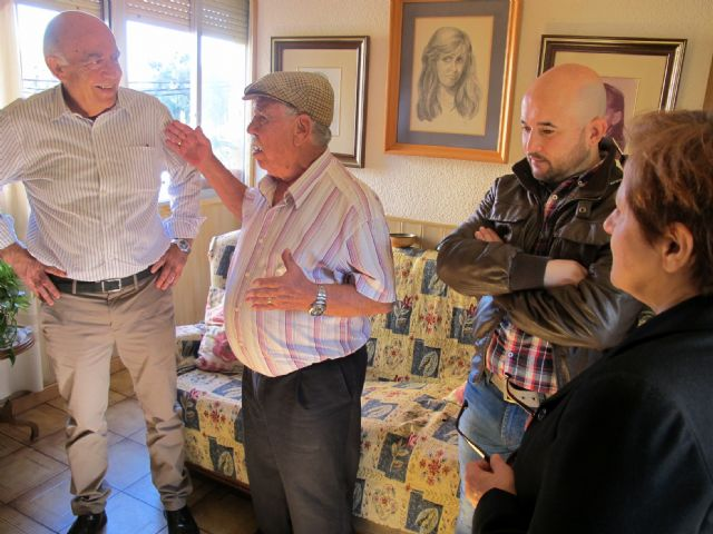 José Ignacio Gras: Los vecinos de La Paz se merecen una rehabilitación integral del barrio - 2, Foto 2