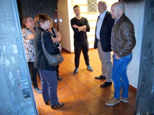 José Ignacio Gras: Los vecinos de La Paz se merecen una rehabilitación integral del barrio - 3, Foto 3