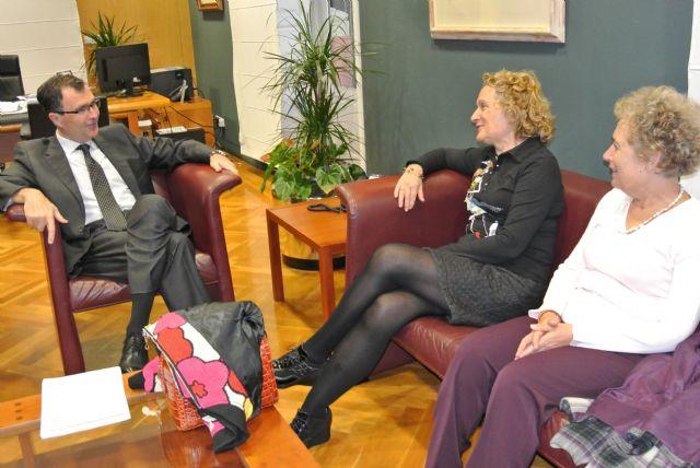Ballesta abre su despacho a cuatro vecinos interesados en tener un encuentro con el Alcalde - 2, Foto 2
