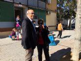 José Ignacio Gras: 'Los vecinos de La Paz se merecen una rehabilitación integral del barrio'