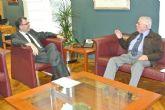 Ballesta abre su despacho a cuatro vecinos interesados en tener un encuentro con el Alcalde