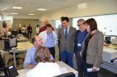 El hospital Los Arcos inauguró hoy el servicio de inscripción de recién nacidos que evita desplazamientos al Registro Civil