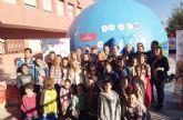 El colegio de Santa María de Gracia estrena la Frutoteca