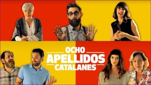 """The feature film """"Eight Catalan surnames"""" this weekend is projected in the Socio-Cultural Center """"Jail"""", Foto 1"""