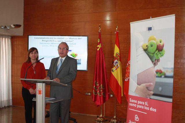 El Ayuntamiento de Murcia pone en marcha el programa Juntos - 1, Foto 1