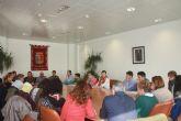 Reunión mesa de garantía juvenil Torre-Pacheco y Los Alcázares