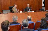 Antonio Garrigues Walker en la Universidad de Murcia: 'Vamos a vivir en un mundo sin certidumbres'