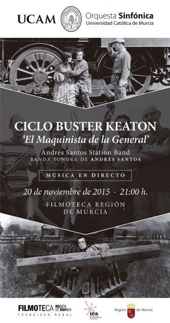 La reaparición de Buster Keaton - 1, Foto 1