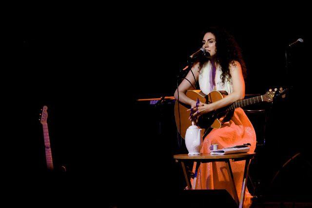 La cantautora lumbrerense Amarela presentará su último trabajo El viaje de la luz en el Teatro Guerra de Lorca - 1, Foto 1