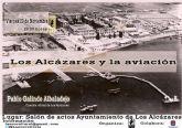 Charla: 'Los Alcázares y la aviación'