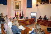 El Alcalde de Alcantarilla presenta los presupuestos de 2016