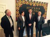 Hispania Nostra se suma al proyecto de recuperación del yacimiento de San Esteban