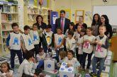 San Javier pone en marcha una campaña de concienciación en los centros escolares sobre reciclaje a través del servicio 'Pásolo a Limpio'