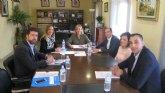 Familia e Igualdad de Oportunidades estudia concertar plazas en el centro para personas mayores de Ulea