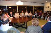 La secretaria de Estado de Turismo, Isabel Borrego compromete su apoyo a la lucha contra la desestacionalización  turísica en San Javier