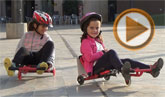 Consigue el Wave Roller y el Swing Roller en la tienda de Totana 'Educar Jugando'