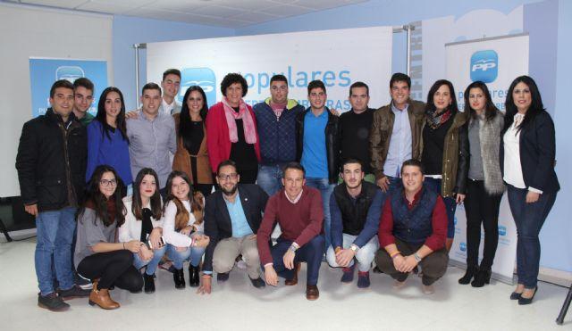 Encuentro de afiliados y simpatizantes del PP de Puerto Lumbreras con Juan María Vázquez y Fulgencio Gil - 2, Foto 2