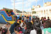 Teatro, cine y deporte para celebrar el Día Mundial de la Infancia en Puerto Lumbreras