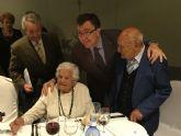 Ana María Cuello y Rafael Pardo se convierten, con 94 años, en Abuelos del Año de los centros de mayores